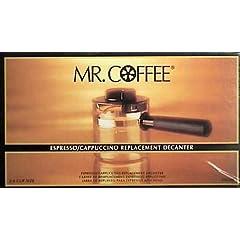 mr coffee espresso and cappuccino maker ecm250 manual