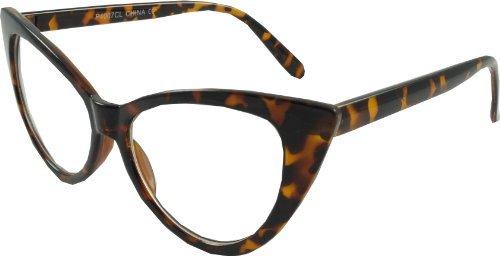 ojo-de-gato-diseno-retro-de-estilo-gafas-transparente-lentes-de-color-carey