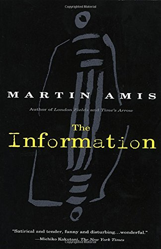 The Information, Amis, Martin