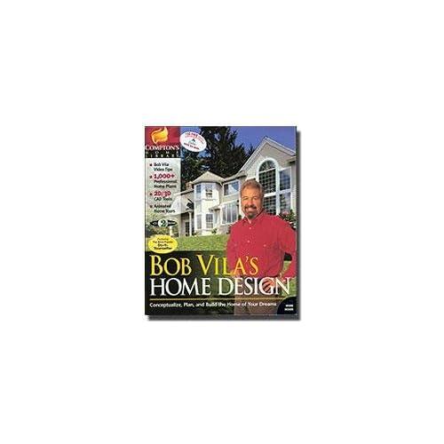 Broderbund Bobvilashmdessl Bob Vilas Home Design Ver 10