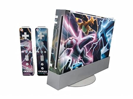 Pokemon diamond pearl Case Skin Fit Nintendo Wii N102