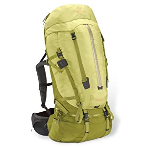 ARCTERYX Bora 65 Backpack Backpacks REG Lime