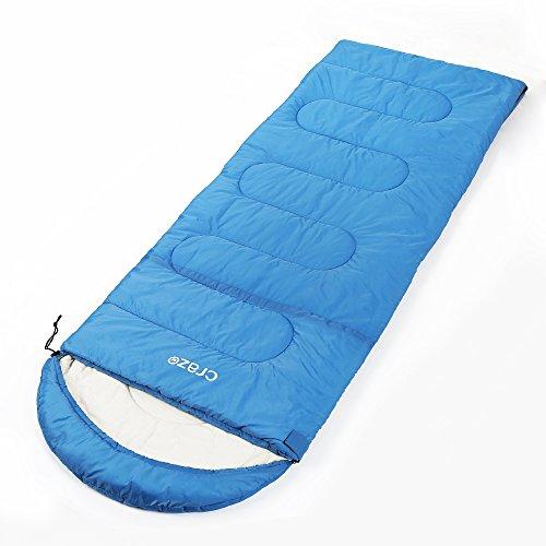 crazo-sac-de-couchage-enveloppe-avec-capuche-momie-22080cm-extra-long-et-grand-sac-hydrofuge-ultra-l
