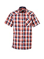 Lafuma Camisa Hombre Check (Rojo)