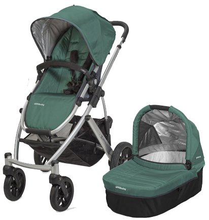 Review Of UppaBaby Vista Stroller - Ella (Jade)