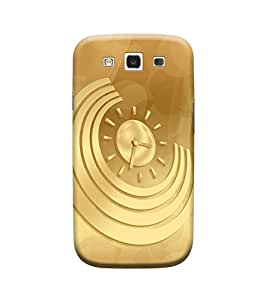 Ebby Premium Printed Back Case Cover With Full protection For Samsung Galaxy S3 I9300 (Designer Case)