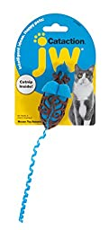 JW Cataction Mouse Toy, Multicolor