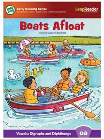 """Boats Afloat"" features vowels: digraphs and diphthongs (oa)"