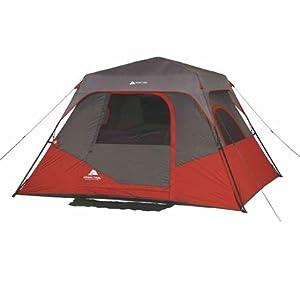Amazon.com : Ozark Trail 6 Person Instant Cabin Tent