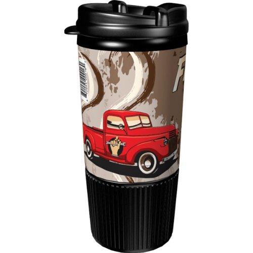 Busted Knuckle Garage Flavor With Pick Up Travel Mug