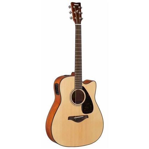 Yamaha FGX800C Acoustic-Electric Guitar (Yamaha Acoustic Electric Guitar compare prices)