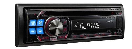 Alpine - CDE-102RI - Autoradios - Lecteur CD - 200 W - Bluetooth, En Façade - USB