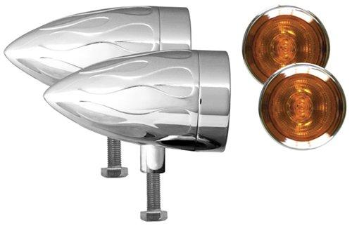 adjure-ns12018-a-beacon-1-amber-lens-20w-flush-mount-flamed-chrome-motorcycle-bullet-light-pair