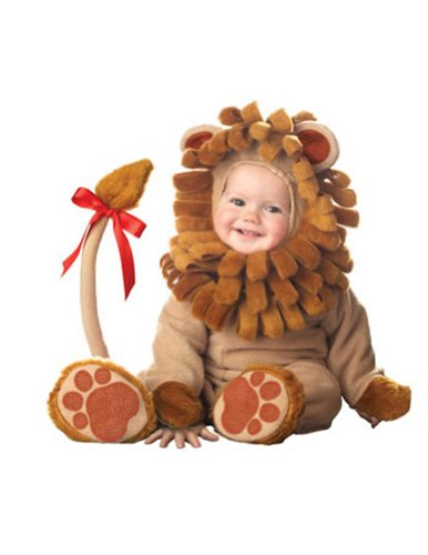 Baby-boys - Lil Lion Lil Characters Toddler Costume 12-18M