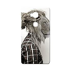 BLUEDIO Designer Printed Back case cover for Huawei Honor X - G0320