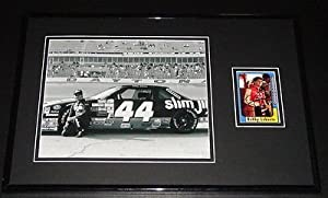 Bobby Labonte Signed Framed 11x17 Photo Display by The Steel City Auctions Gallery