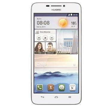 Huawei Ascend G630 Smartphone Libre Android Pantalla 5 Cã Mara 8 Mp 4 Gb Quad Core 1 2 Ghz 1 Gb Ram Blanco Electrã Nica Nbhgyts7cs