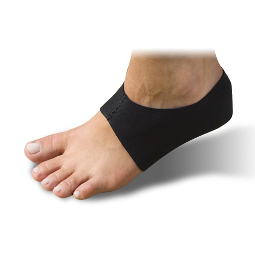 Sol Step for Plantar Fasciitis and Heel Pain Relief, Embedded Ice Therapy Cold Pack, Medium