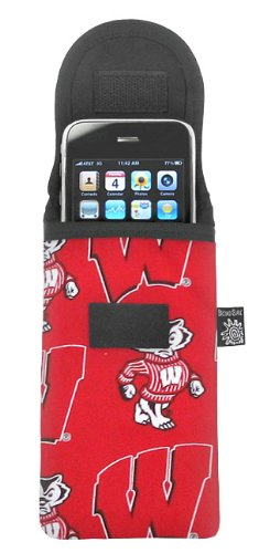 University of Wisconsin Phone Case Glasses Holder UW Badgers Fits APPLE IPHONE TOUCH Samsung LG Nokia and more