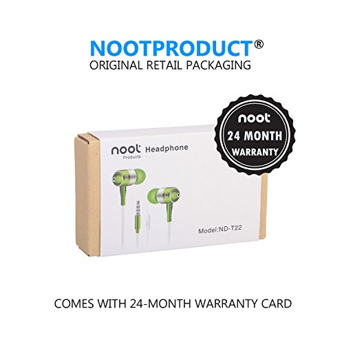 Noot-ND-T22-In-the-Ear-Headset