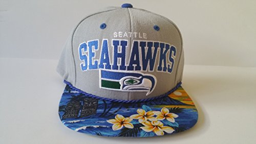 Mitchell-and-Ness-NFL-Seattle-Seahawks-Custom-Snapback-Cap-Hat-Oceanside