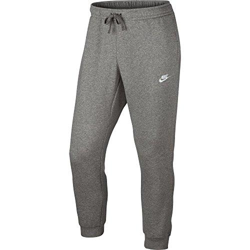 Men's Nike Sportswear Jogger Dark Grey Heather/White Size XX-Large
