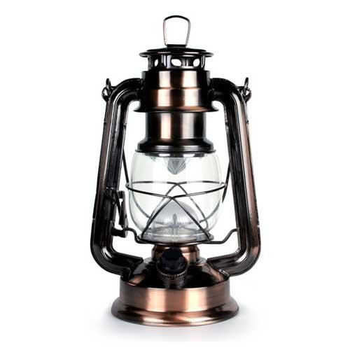 WeatherRite Outdoor Lantern, Traditional Look with Efficient LED lighting