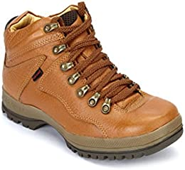 RED CHIEF Leather TAN Casual Shoe for Men B01KK2KXDQ