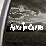 Alice In Chains Decal Grunge Band Window Sticker