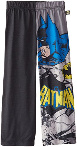 Intimo Little Boys' DC Comics Pajama Pant Batman Attack at Gotham City Store