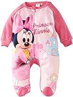 Disney Minnie Mouse Baby Girl's Fleece Onesie