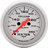 Auto Meter 4355 Ultra-Lite Electric Water Temperature Gauge