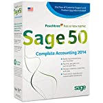 Sage 50 Complete Accounting 2014 – 1 User Upgrade