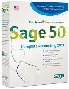Sage 50 Complete Accounting 2014 US Edition