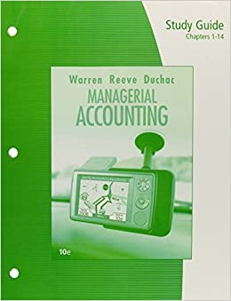 Managerial accounting and edition 10th financial pdf
