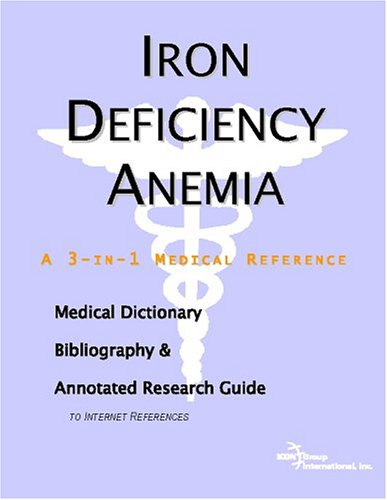 Research paper on iron deficiency anemia