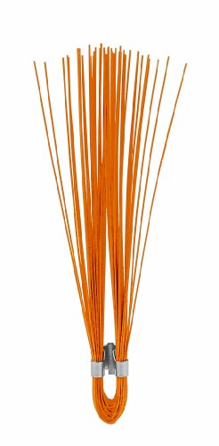 Swanson MWOR61000 6-Inch Marking Whiskers Orange, 25-Pack