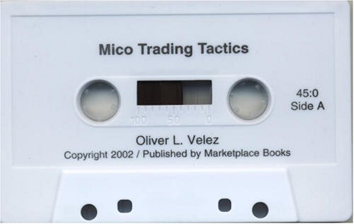"Audicassette of live seminar ""Micro Trading Tactics"" featuring Oliver Velez (traders expo)"