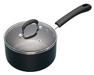 Kitchen Craft Master Class Non-Stick Heavy Duty Saucepan, 18 cm