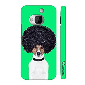 Htc One M9 Plus AFRO DOG designer mobile hard shell case by Enthopia