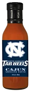 North Carolina Tar Heels Cayenne Hot Sauce from Hot Sauce Harry's