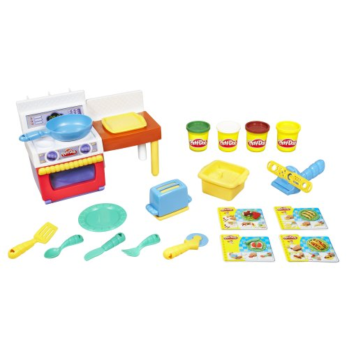 Play-Doh Meal Makin Kitchen (Play Toaster Oven compare prices)