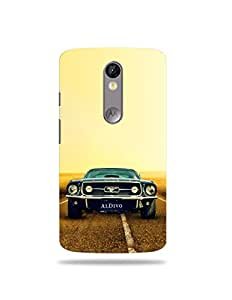 alDivo Premium Quality Printed Mobile Back Cover For MOTO X FORCE / MOTO X FORCEPrinted Mobile Covers (MKD333)