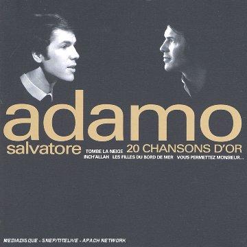 Adamo - 20 Chansons D Or - Zortam Music