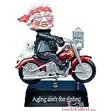 Motorcycle Bobbing - Biddys