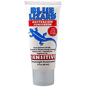 Blue Lizard Australian Sunscreen SPF 30+ Sensitive
