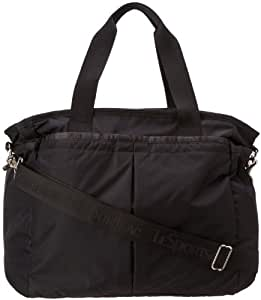 lesportsac ryan baby bag black diaper tote bags baby. Black Bedroom Furniture Sets. Home Design Ideas
