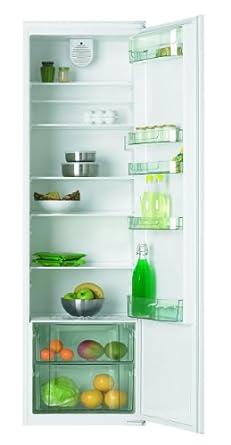 Sauter SLVA332 Réfrigérateur armoire intégrable 325L Classe: A+ Blanc