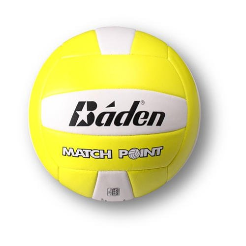 MatchPoint Volleyball Color: Neon Yellow - 1