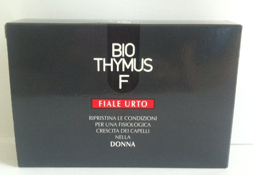 3 Pack Biothymus F High Concentration Treatment